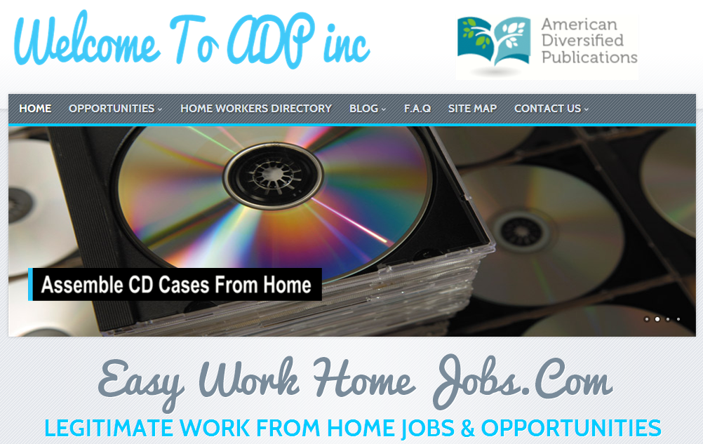legitimate assembly work from home jobs assemble cd cases from home easy work home jobs 7669